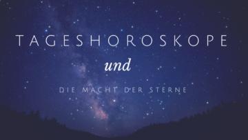 Tageshoroskope und die Macht der Sterne