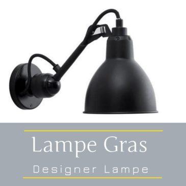 Lampe Gras – TOP Designer Lampe
