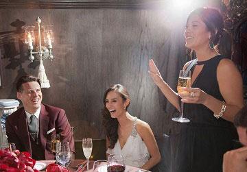 Tipps für eine gute Hochzeitsrede im Familienkreis
